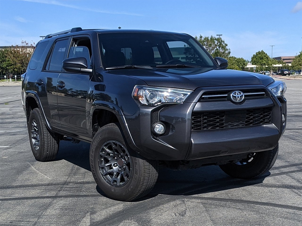 FSW - Flow Forged 4TR Pro Style - F249, 17x8.5 +0 Offset Gray Toyota 4Runner