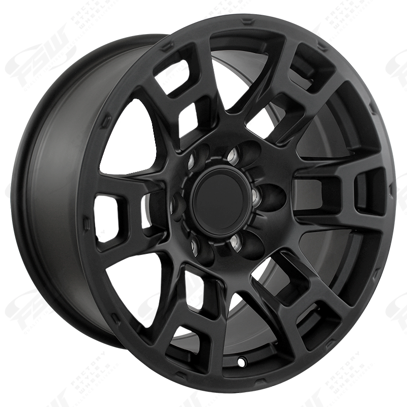 FSW - Satin Black 2021 Flow Forged 4TR Pro Style - F246 (Right Facing)