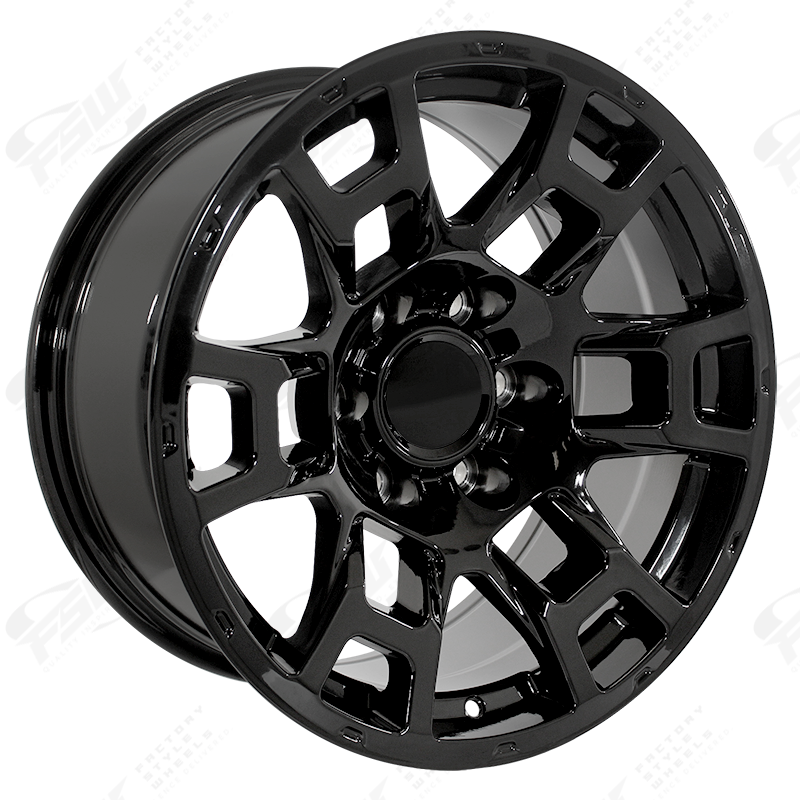 FSW - Gloss Black 2021 Flow Forged 4TR Pro Style - F247 (Right Facing)