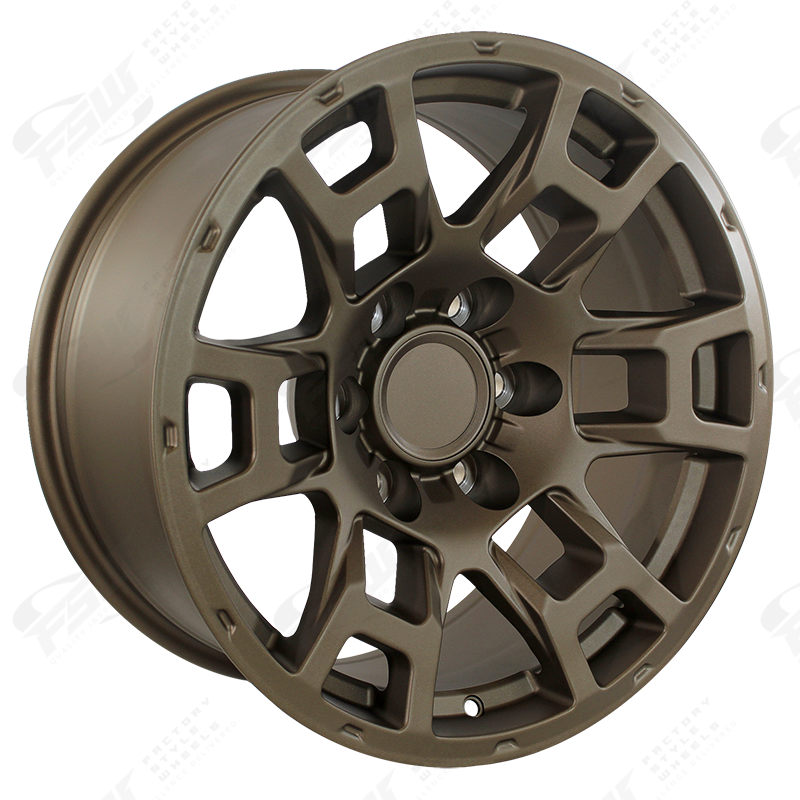FSW - Matte Bronze 2021 Flow Forged 4TR Pro Style - F248 (Right Facing)