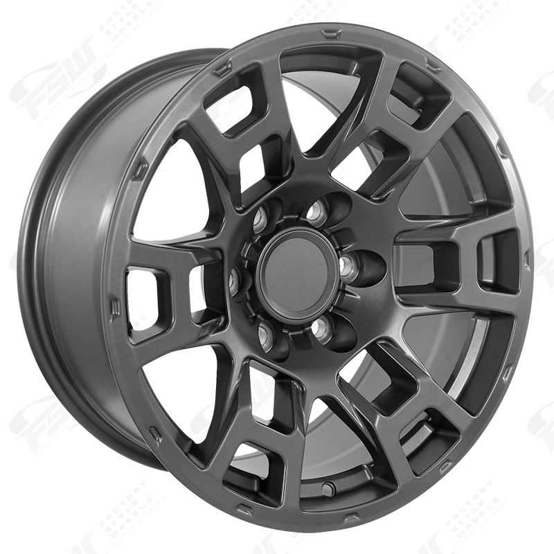 FSW - Gunmetal 2021 Flow Forged 4TR Pro Style - F249 (Right Facing)